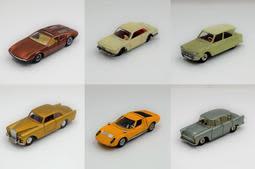 欧米のおもちゃメーカーが製造したミニカー