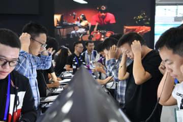 第21回中国国際ハイテク成果交易会、深圳で開幕