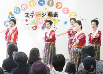 横浜・南区で市民活動や世界の歌・踊りを体験する「みんなの『わっ!』フェスタ」