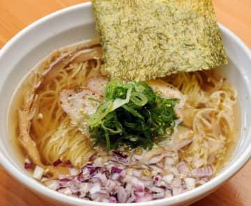 写真を拡大 麺喰屋 澤 徳島店の「山椒塩中華そば」