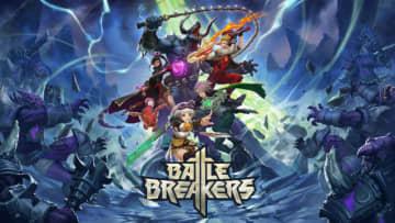 Epic Games新作『BATTLE BREAKERS』配信!コミック風のPC/モバイル向け基本無料RPG