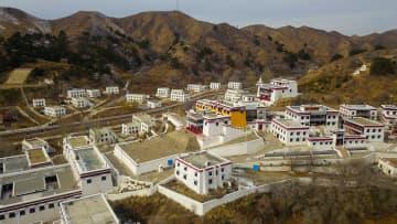 内モンゴルのチベット仏教寺院、五当召を訪ねて