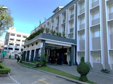SCSK Myanmarオフィス