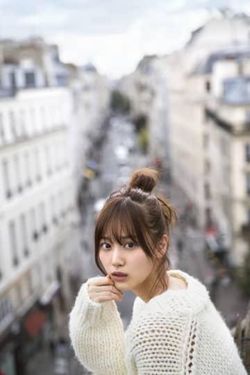 撮影はフランス・パリで行われた - 撮影/須江隆治