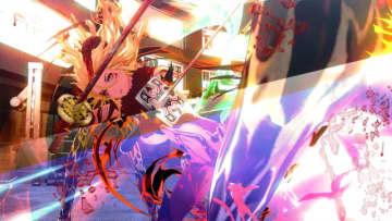 『お姉チャンバラORIGIN』忌血族最強の究極戦闘形態「忘我」で敵を一掃!物語の終局へ迫るゲーム情報第5弾公開