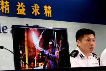 学校は決して無法地帯ではない 香港警察