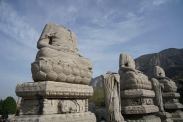 「河朔第一古刹」常楽寺を訪ねて 河北省