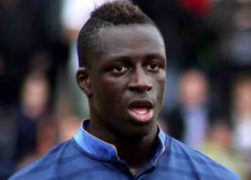 Benjamin Mendy playing for France U19 in 2013 (Steindy/Wikipedia)