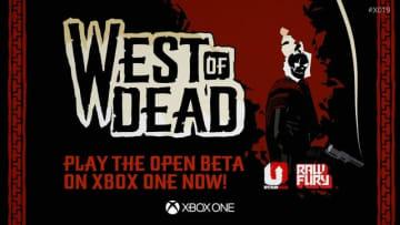 『West of Dead』発表!ダークな西部劇風ツインスティックシューター【X019】
