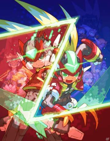 「ロックマン ゼロ&ゼクス ダブルヒーローコレクション」の発売日が2020年2月27日に変更