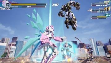 Switch「オーバーライド 巨大メカ大乱闘 スーパーチャージエディション」で遊べる対戦モードの紹介動画が公開!