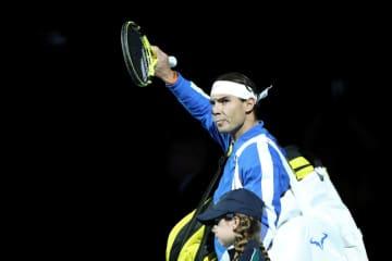 「Nitto ATPファイナルズ」でのナダル