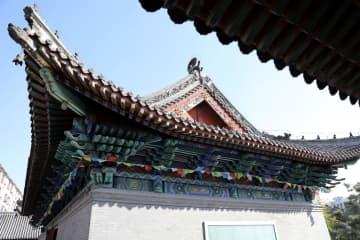 千年の古刹・三学寺を訪ねて 遼寧省海城市