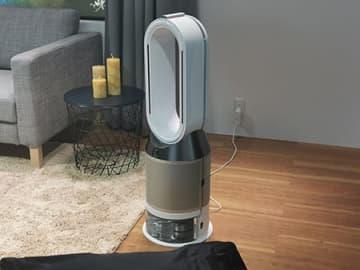 空気清浄機+扇風機+加湿器の一台三役をこなす「Dyson Pure Humidify+Cool 加湿空気清浄機」