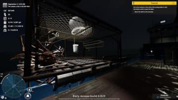 海外TV番組原作の蟹漁シム『Deadliest Catch: The Game』Steam早期アクセス開始!