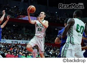 全国高等学校バスケットボール選手権大会 (c) backdrop
