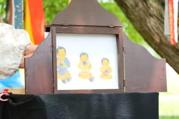 親子で「楽しい紙芝居の時間」を里山公園、谷の家で【茅ヶ崎市】