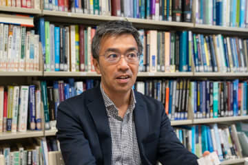 ORF実行委員長を務める蟹江教授