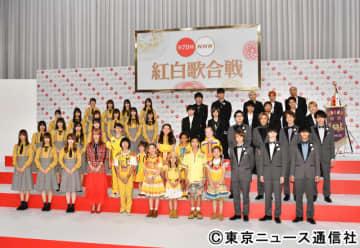 """Kis-My-Ft2が「紅白」初出場!""""結成の地""""で感謝のパフォーマンス!"""
