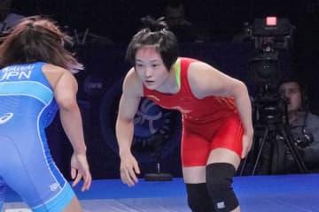 川井梨紗子へのリベンジを横におき、チームの勝利にかける栄寧寧(中国)
