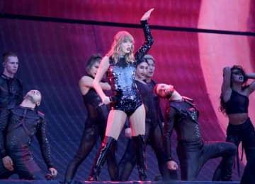Get The Look For Less: Taylor Swift's 'Reputation' World Tour Look