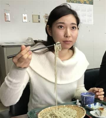 豊後高田「秋そば」解禁 試食会で香り楽しむ