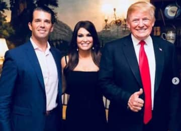 Ex Fox News Host Kimberly Guilfoyle, Donald Trump Jr.'s Girlfriend, Joins Trump 2020 Campaign As Adviser