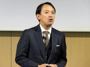 川邊健太郎社長