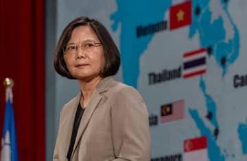 Taiwan President Tsai Ing-wen. File Photo: Taiwan gov't.
