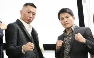 良太郎(左)vsスアレック(右)が決定した