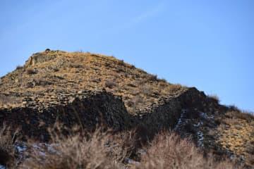 固陽秦長城を訪ねて 内モンゴル自治区