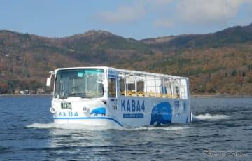 YAMANAKAKO NO KABA(山中湖のカバ)