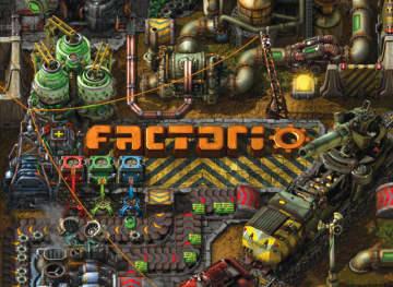 自動工場構築ストラテジー『Factorio』正式リリース日が決定! その後は休息を経て新たなコンテンツと機能の導入に集中