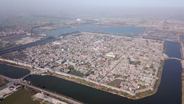 太極拳の故郷、広府古城 河北省邯鄲