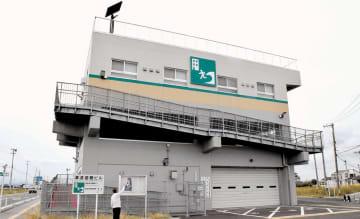 台風襲来、仙台沿岸の津波避難ビルで住民ら一夜 市は使用容認も「目的外」柔軟な活用求める声も