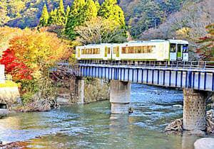 「磐越東線」全線運転再開 台風乗り越え日常取り戻す福島県民