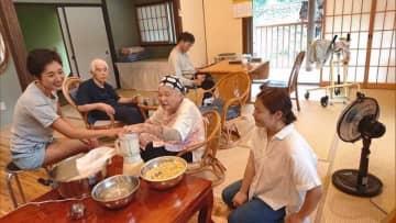 暮らしそのものをリハビリに…共に支えながら暮らすちょっと変わった老人ホーム【長崎発】