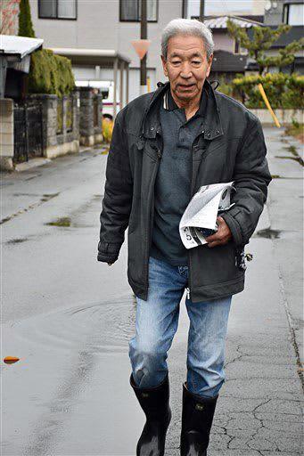 弘前市の民生委員協力員として、見守りなど民生委員の活動を補助している多田さん。12月から民生委員の委嘱を受ける=11月、弘前市