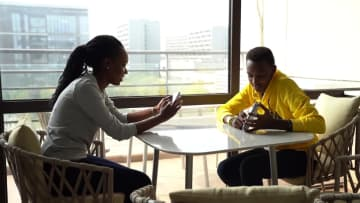 アフリカからのEC留学生も「ダブル11」に参加 浙江省杭州