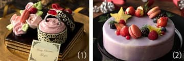 限定10台のケーキも!第一ホテル東京のクリスマスケーキ予約受付中