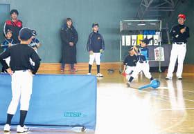 各チームが熱戦を繰り広げたリアル野球盤パーク