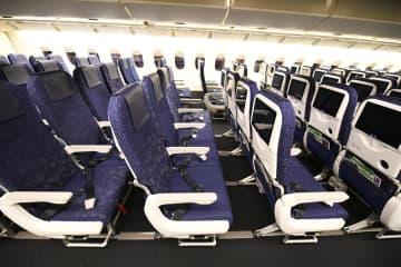 ANAの新シート搭乗記、普通席で国内最大のモニター 数々の改良点も(普通席編)
