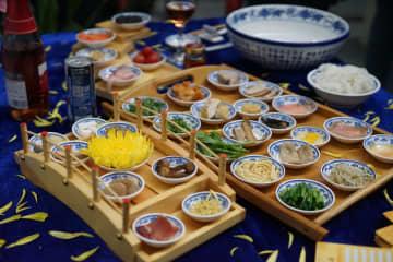 第1回世界ビーフン大会開催 広西チワン族自治区