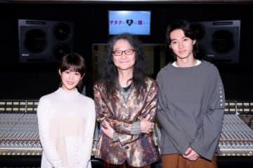 豪華3ショット - (C) ふじた/一迅社 (C) 2020映画「ヲタクに恋は難しい」製作委員会