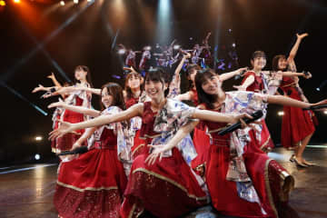 乃木坂46 4期生[イベントレポート]日本最大級の学園祭を盛り上げた煌めき溢れるステージ