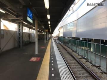 深江駅旧駅舎