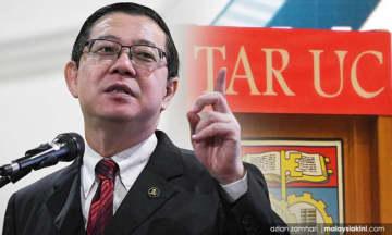 Lim tetap pendirian MCA perlu lepaskan TAR UC