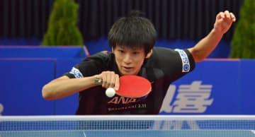 【卓球】現役高校生Tリーガー・戸上隼輔オフィシャルWEBサイト及びFacebookページ開設