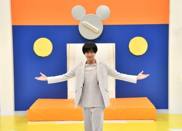 中島健人がMCを務める「Disney イッツ・ア・クイズワールド」クリスマスSPの製作が決定