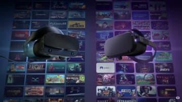 「Oculus Link」ベータ開始!Oculus QuestでPC向けVRタイトルが楽しめる